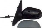 Ford Mondeo [00-03] Complete Cable Adjust wing Mirror Unit - Primed
